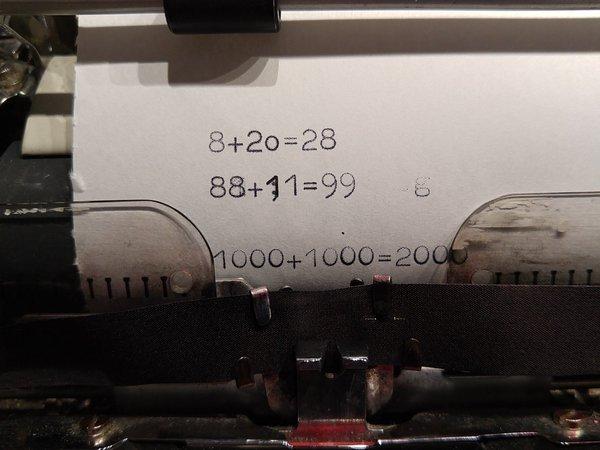 text-schreibmaschine